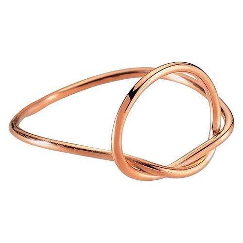 Kamalaya Design    Sarmaş Dolaş Tek Düğüm Yüzük