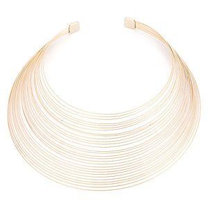 Lin Jewelry    Çoklu Telli Kolye