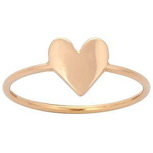 Sedef Cengiz    Kalp Şeklinde Şans Yüzüğü