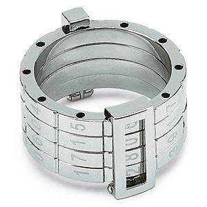 Swatch Bijoux    Gümüş Secret Code Yüzük