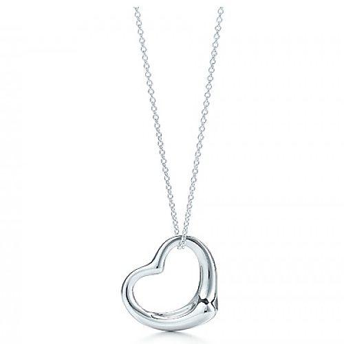 Tiffany & Co.     Elsa Peretti Open Heart Kolye