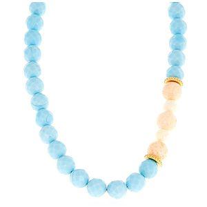Crysellas    Blue Candy Kolye