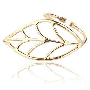 Lin Jewelry    Küçük Yaprak Yüzük