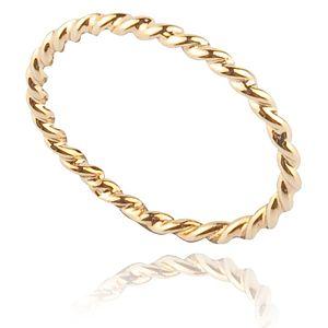 Lin Jewelry    Örgü Halka Yüzük