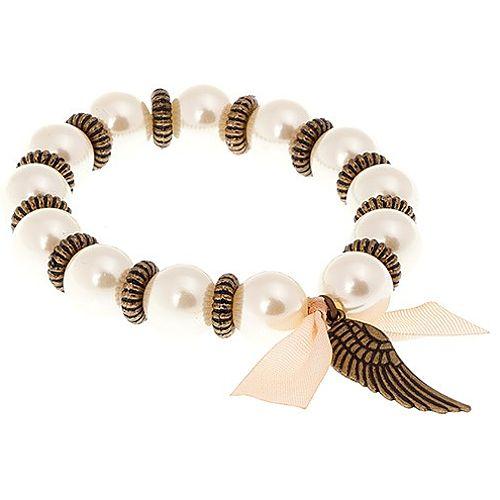 Lucky Beads    Melek Kanatlı Bileklik