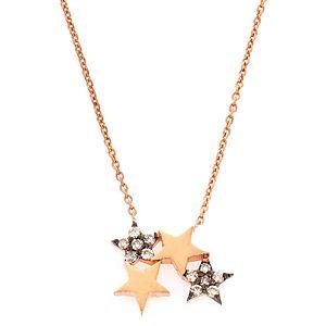 Takika Diamond    Ufak Yıldız Kümesi Kolye