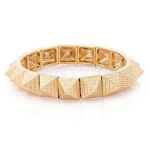 Lin Jewelry    Piramit Bileklik