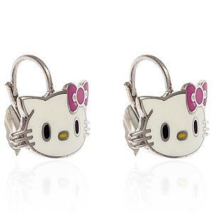 Petite    Hello Kitty Mine Küpe
