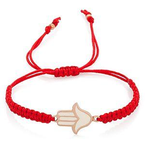 Shaya Collection    Hamsa Fatma'nın Eli Kırmızı Bileklik