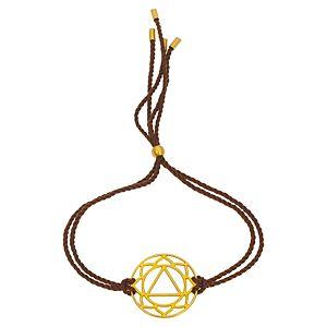 Thenny Bal    3. Chakra Manipura Altın Bileklik