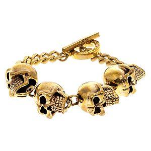 Monserat De Lucca    Skeleton Bilezik