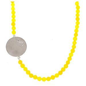 SHAINA    Yellow Kolye