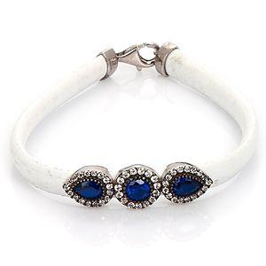 TOPHILLS    Gemma Classics Sapphire Bileklik