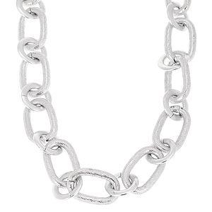 Chain Reaction    Silver Glam Uzun Kolye