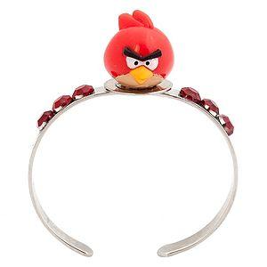 Derya's Winter Shop    Kırmızı Angry Bird Metal Bileklik