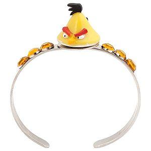 Derya's Winter Shop    Sarı Angry Bird Bileklik