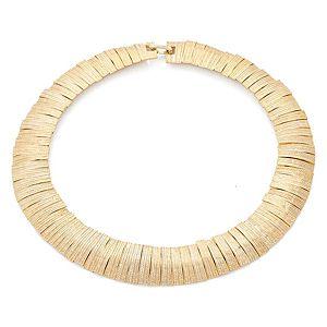 Lin Jewelry    Altın Kaplama Şık Kolye