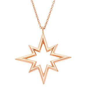 Takika Diamond    Büyük Kutup Yıldızı Taşsız Kolye