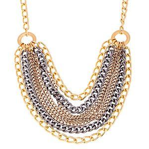 Chain Reaction    Chain Coronation Gold Kolye