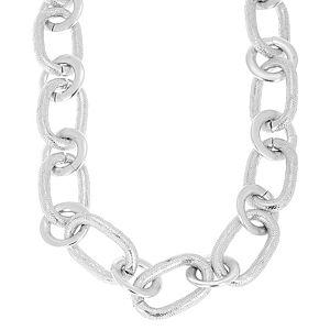 Chain Reaction    Silver Glam Kolye