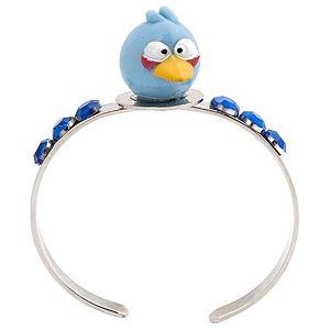 Derya's Winter Shop    Mavi Angry Bird Bileklik