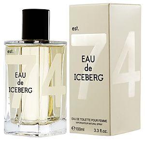 Iceberg Eau De Iceberg Femme EDT