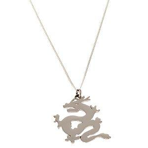 NAYAD BAL    Dragon Gümüş Kolye