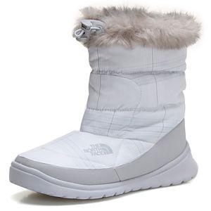 The North Face W Nuptse Bootie Fur IV