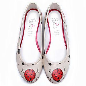 Cute Paws Laucky Ladybug