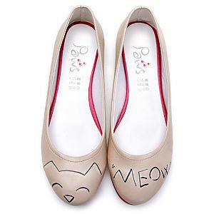 Cute Paws Meoww