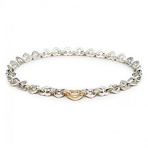 Tiffany & Co.     Heart Link Kolye