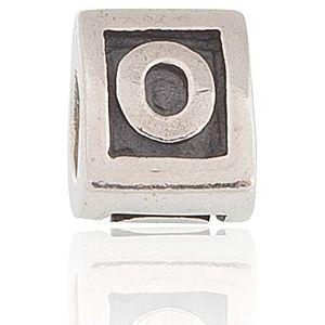Pandora    '' O '' Harfli Gümüş Charm