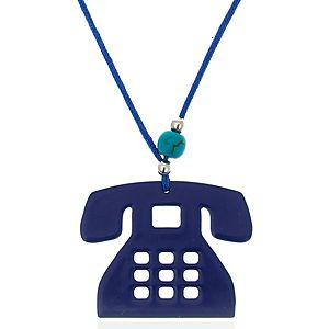 AG d'sign    Lacivert Telefon Kolye