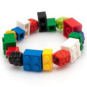 Burcu Tansuğ    Lego Bileklik