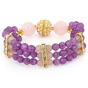 Crysellas    Purple Dreams Bileklik