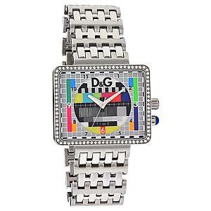 Dolce & Gabbana Saat    DW0753 Bayan Kol Saati