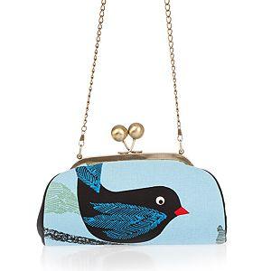 Boejack Design    Birdy In Blue Portföy