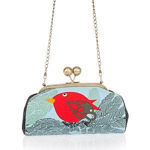 Boejack Design    Birdy In Red Portföy