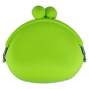 Essera    Yeşil Coin Rubber Çanta