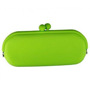 Essera    Yeşil Oval Rubber Bag Çanta