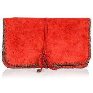 Maia İstanbul    Kırmızı Sarmalı Çanta