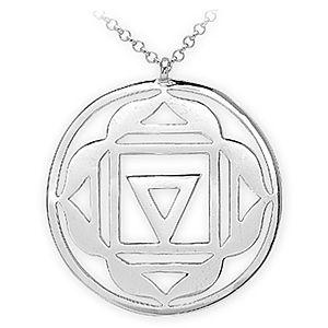 Ariş Muladhara Gümüş Kolye