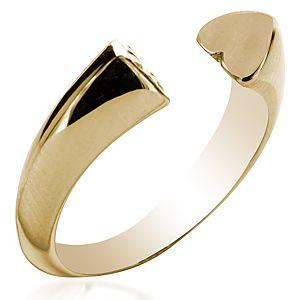 BRC Design Kalpli Gümüş Yüzük