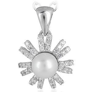 Nevinci İncili Gümüş kolye Ucu Bahar