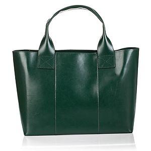 Paperthinks    Koyu Yeşil Shopping Çanta
