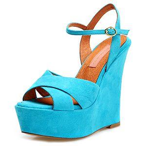 Shoes&More Pink Sempoa