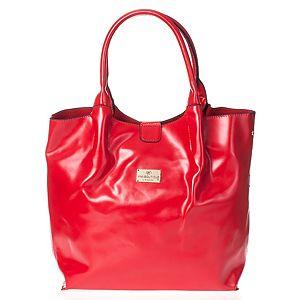 Vivi Boutique    Kırmızı Deri Çanta