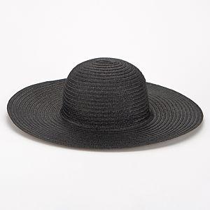 Pieces Elly Hasır Şapka