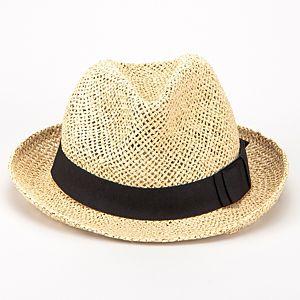 Pieces Eluna Hasır Şapka