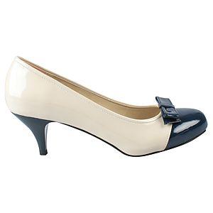 Matraş Rugan Topuklu Ayakkabı